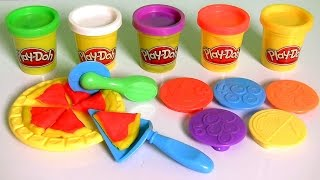 Download Play-Doh Lunchtime Creations Playset Sweet Shoppe Pizza Sandwiches Cookies by Funtoys Video