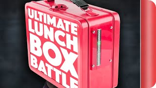 Download THE ULTIMATE LUNCH BOX BATTLE Video