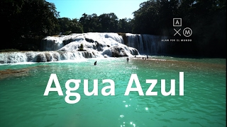 Download Y nos tocó bloqueo! Cascadas de Agua Azul | Chiapas #7 Video