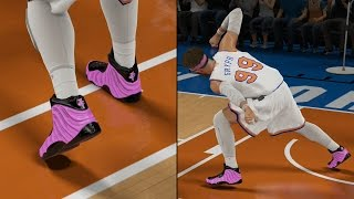 Download NBA 2K15 MyCareer - Custom Pink Foams! Video