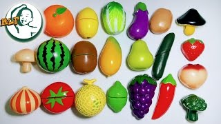Download Learn names of fruits and vegetables by a simple matching game for kids|果物と野菜| Video
