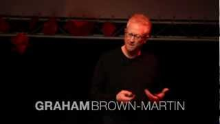 Download How would you design a school: Graham Brown-Martin at TEDxEastEnd Video