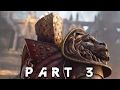 FOR HONOR Walkthrough Gameplay Part 3 - Valkenheim (Knight Campaign)