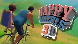 Download HAPPY WHEELS 3D RAGE! + Ainsley Dies Video