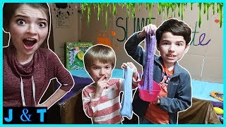 Download Caught Sneaking Into JustJordan33's Slime Suite! / Jake and Ty Video