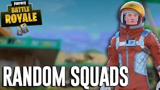 Download Playing Random Squads - Fortnite Battle Royale Gameplay - Ninja Video
