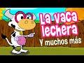 Download LA VACA LECHERA, cucu cantaba la rana, canciones infantiles HD Video