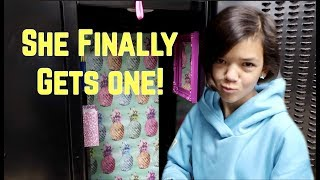 Download Middle School LOCKER MAKEOVER Video