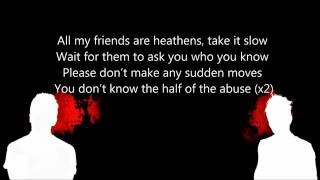 Download Twenty One Pilots - Heathens Letra (From Suicide Square) Video