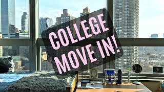 Download NYC COLLEGE MOVE IN VLOG! 2017 Video