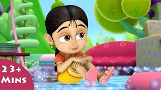 Download The Big Clean ✿ பொம்மி - ப்ரெண்ட்ஸ ✿ Obedient Bommi,Curious Yip Video