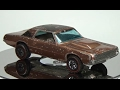Download Redline Restoration: 1968 Hot Wheels Custom T-Bird Video
