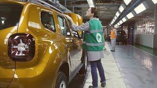 Download 2019 Dacia Duster & Logan - PRODUCTION Video