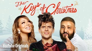 Download The Keys of Christmas (ft. Mariah Carey, DJ Khaled, Fifth Harmony, Rudy Mancuso, Nicky Jam) Video