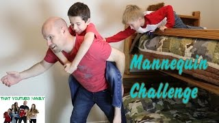 Download Family Mannequin Challenge Video