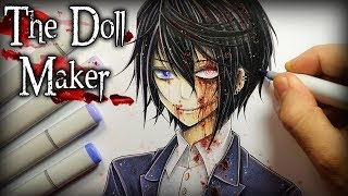 Download ″The Doll Maker″ Horror Story - Creepypasta + Anime Drawing Video