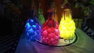 Download abajus de bonecas em E.V.A Video