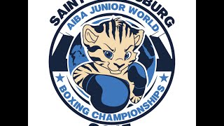 Download AIBA JUNIOR WORLD BOXING CHAMPIONSHIPS St-Petersburg Semi-Finals Session 1 Video