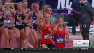 Download Highlights | NCAA Women's 3K Steeplechase Video