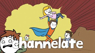 Download Explosm Presents: Channelate - SuperJeff Saves the Day Video