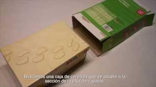 Download FILTRO CASERO PARA VER EL ECLIPSE DE SOL. Video