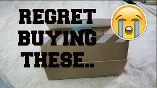 Download VERY BAD SNEAKER UNBOXING !!!! Video