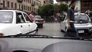 Download Taxi ride in Cairo, Egypt Video