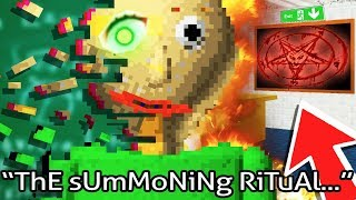 Download SECRET Baldi SUMMONING RITUAL! END HIM! - Baldi's Basics in Education and Learning (ALL 7 Notebooks) Video