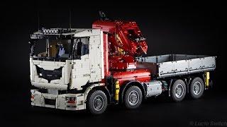 Download Lego® Technic Crane Truck Video