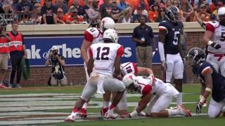 Download Spider Football Defeats UVA 37-20 Video