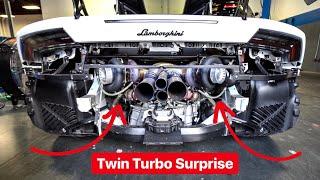 Download I'M GETTING A CRAZY TWIN TURBO ON MY LAMBORGHINI HURACAN! Video