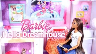Download Toy Review: Hello Barbie Dreamhouse - Voice Activated - Smart Dollhouse - 4K Video
