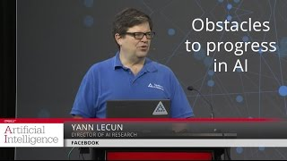 Download Obstacles to progress in AI - Yann LeCun (Facebook) Video