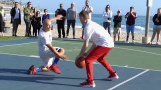 Download Professor 1v1 vs Cocky Hooper... Breaks Defender's Knee [Batmobile] Video