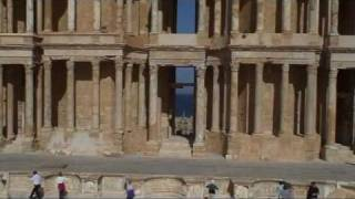 Download UNESCO Sabratha Libya Video