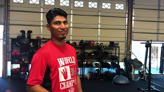 Download Mikey Garcia Reveals ″Edwin Valera Tried To Knock Me Out In Sparring″ Says Valera Would Beat Manny Video
