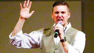 Download Protesters Drown Out Nazi Richard Spencer (VIDEO) Video