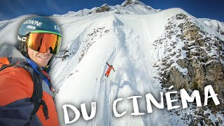 Download JE PARTICIPE A LA NUIT DE LA GLISSE - BRUTISODE #45 - Ski freeride Video