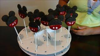 Download Cómo Hacer Mickey Mouse Cookie Pops / Paletas de Mickey Mouse Video