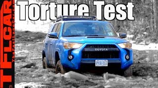 Download STUCK: 2019 Toyota 4Runner TRD PRO Extreme Off-Road Review Video
