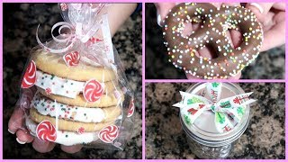 Download SIMPLE DIY CHRISTMAS TREAT IDEAS // FAST, EASY & AFFORDABLE Video