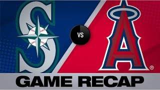 Download Angels honor Tyler Skaggs with combined no-hitter | Mariners-Angels Game Highlights 7/12/19 Video