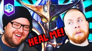 Download HEAL ME!!! Mewnfare | Funny Moments | Heroes of the Storm Video