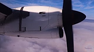 Download Flybe (Stobart Operated) ATR 72-600 London Southend to Dublin - Full Flight Video