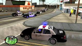 Download What Would Happen If I Played GTA Like Real LAPD? - GTA SA Video