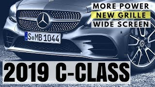 Download 2019 Mercedes C-Class Review of Changes: What's New and Updates! Video