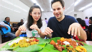 Download Malaysian Street Food Tour in Kuala Lumpur, Malaysia | HUGE Chinese, Indian and Malay Food JOURNEY! Video