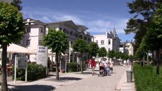 Download Rügen - Strandpromenade in Binz Video