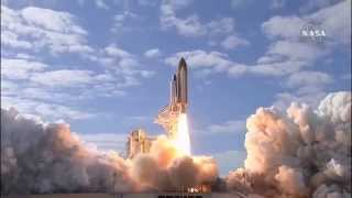 Download NASA Video: Launch and Return of the Space Shuttle Atlantis Video