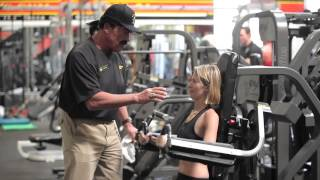 Download Arnold Works at Gold's Video